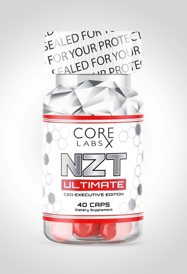 NZT Ultimate 40 caps