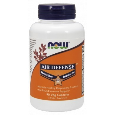NowFoods Air Defense Immune Booster 90 caps