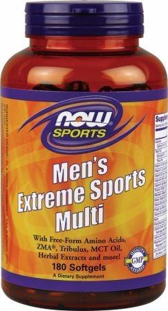 NowFoods Men's Extreme Sports Multi 90 caps