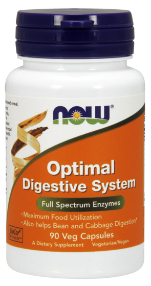 NowFoods Optimal Digestive System 90 caps