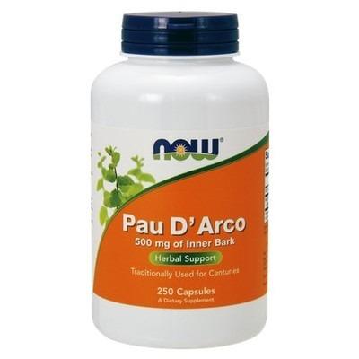 NowFoods Pau D' Arco 500mg 250 caps