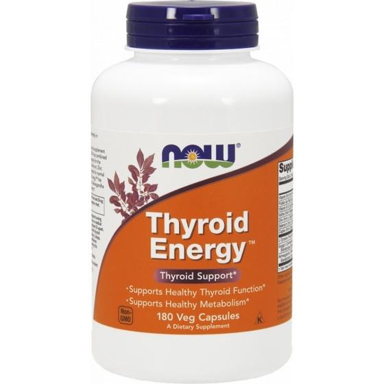 NowFoods Thyroid Energy 180 caps