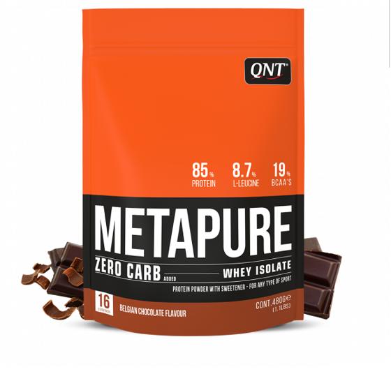 QNT Metapure Zero Carb 480g