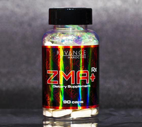 Zma + Rx 90 caps